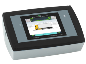 6 Inch Touchscreen Weight Display
